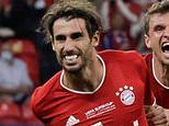 Bayern Munich 2-1 Sevilla : Javi Martinez gets the winner