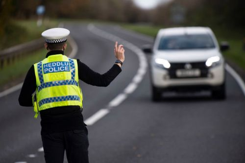 Police in Wales will stop cars to check why people are travelling over Christmas