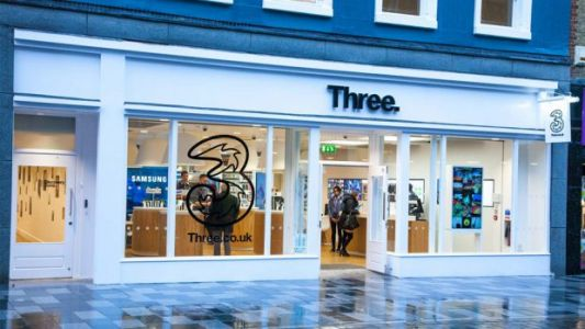 Three is Opening Up 250 High Street Shops on 15th June