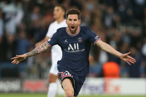 WATCH: Lionel Messi finally scores his first goal for PSG during win over Manchester City