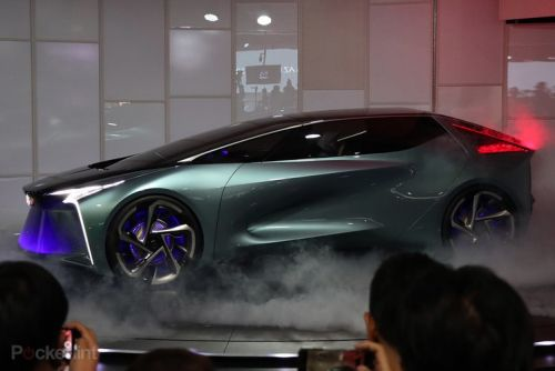 Best EVs and concept cars at Tokyo Motor Show 2019: Lexus LF-30, Nissan Ariyah, more