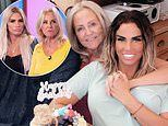 Katie Price vows to care for her terminally ill mother Amy as she battles lung condition