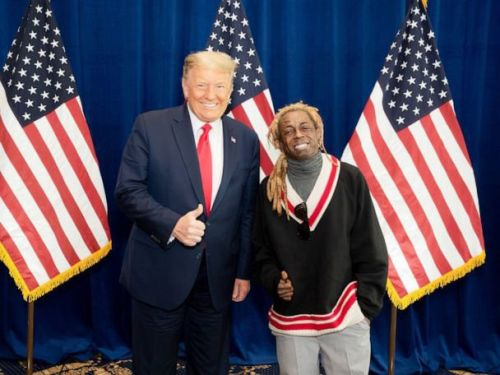 Lil Wayne found 'strong connection' with Donald Trump before ex-president pardoned him