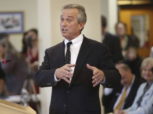 Robert F. Kennedy Jr. is the single leading source of anti-vax ads on Facebook