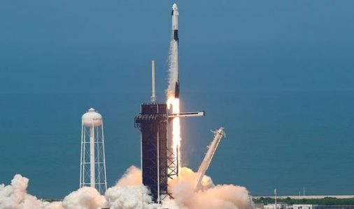 SpaceX launch: Crew Dragon has launched as NASA astronauts race to the ISS 250 miles up