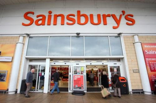 Sainsbury's opens its first 'food on the go' store selling breakfast, lunch and afternoon tea