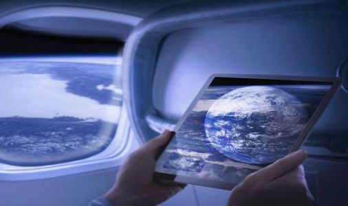 Space tourism poll: 14 million Britons want to travel into space - Would you leave Earth?