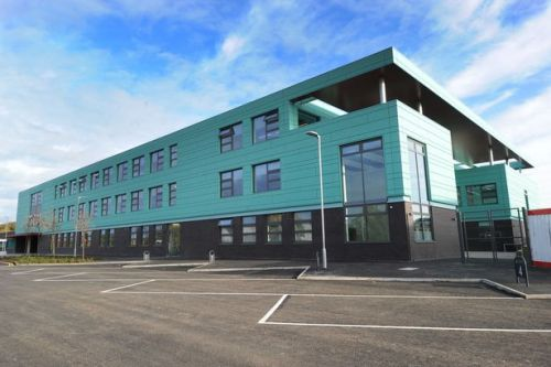 New £25 million Ayr high school opens to pupils
