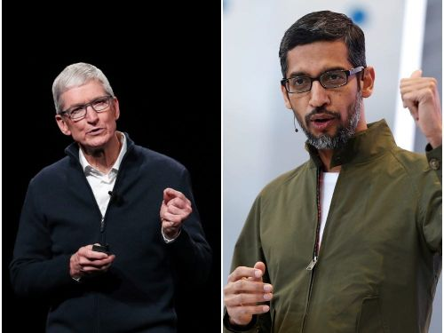 The UK is scrutinizing Apple and Google over whether their mobile dominance hurts users and other businesses