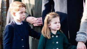 The unusual way Prince George, Princess Charlotte and Prince Louis spent their half term