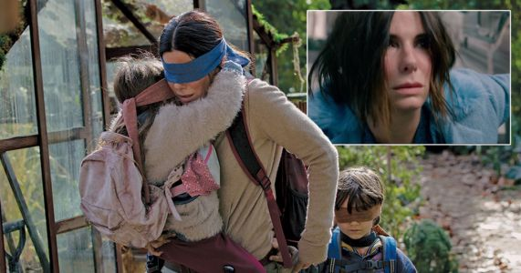You'll never watch Bird Box the same way again thanks to the coronavirus pandemic