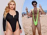 Budget fashion retailer Shein is ridiculed online for a VERY high-cut £9.99 bodysuit
