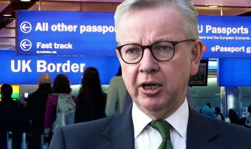 Brexit LIVE: Gove releases 230 page blueprint for world's most effective border by 2025
