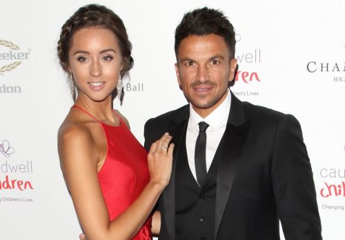 Peter Andre fears wife Emily will catch coronavirus as she battles pandemic on frontline