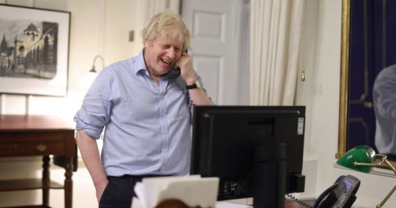 Boris Johnson has first phone call with Joe Biden since inauguration