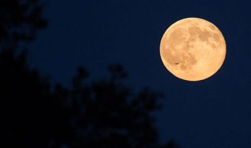 Full Moon 2020: NASA welcomes the beautiful Harvest Moon this week