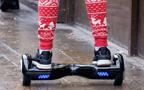 'I bought a faulty hoverboard from a company on eBay, but now it has vanished and I can't get a refund'