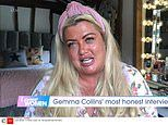 Gemma Collins reveals she had a miscarriage during lockdown