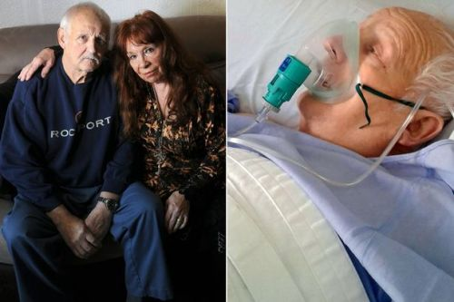 Retired solider, 78, 'degraded' after hospital staff put nappy on him after fall