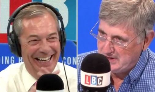 Nigel Farage delighted after border expert reveals there IS a solution to the backstop