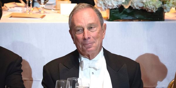 The fundamental problem with Bloomberg is that he believes billionaire nonsense