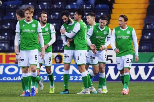 Kilmarnock 1 Hibs 2 as Greg Docherty stunner helps visitors to victory - 3 talking points