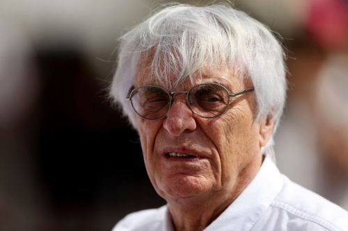 Formula 1 boss Bernie Ecclestone, 89, to become a dad for fourth time