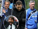 Frank Lampard was the fifth longest-serving Chelsea manager under Roman Abramovich