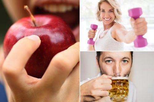 Top small daily diet and exercise tips to help cut the fat and avoid diabetes