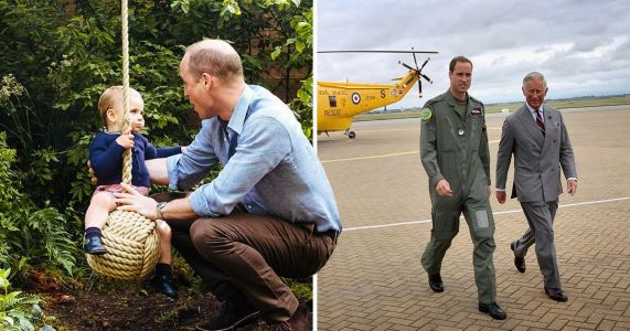 Prince William shares cute picture of Louis on Father's Day - but where are Charlotte and George?