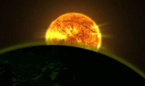 Space weather WARNING: Solar storm travelling at 600km per SECOND to hit TOMORROW