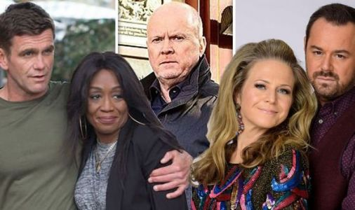 EastEnders spoilers: Beloved couple 'torn apart' as Phil Mitchell plots Queen Vic revenge