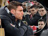 James Milner stays at home during winter break as he cheers on Liverpool kids in FA Cup replay win
