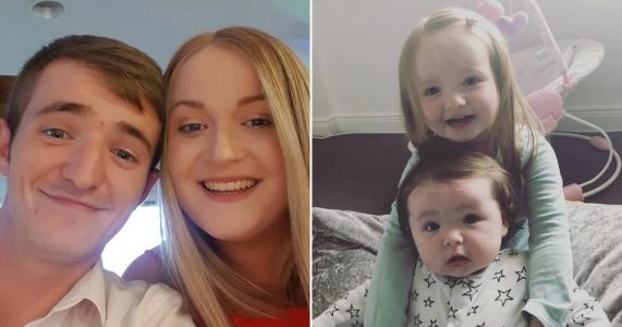 First picture of two girls and parents killed in tragic Highlands crash