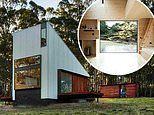 This off-grid retreat on Tasmania's Bruny Island is the perfect place for a romantic getaway