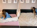 Savvy mum reveals 'game changer' hack for changing duvet cover