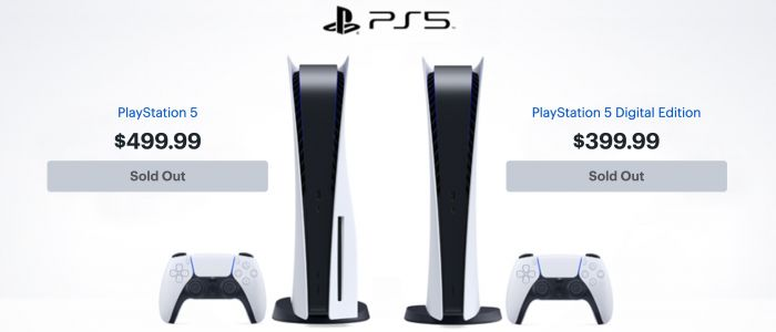 Sony reassures anxious PlayStation fans: 'More PS5 inventory will be coming to retailers before the end of the year'