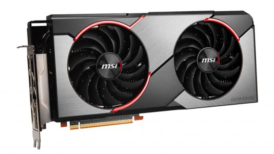 AMD gave MSI RX 5600 XT memory rated at 12Gbps. and then changed the spec