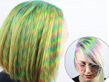 Missouri hairstylist goes viral with 'Magic Eye Hair' color trend