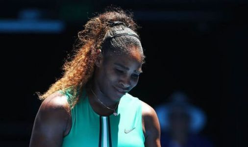 Serena Williams makes ankle injury claim after Australian Open exit to Karolina Pliskova