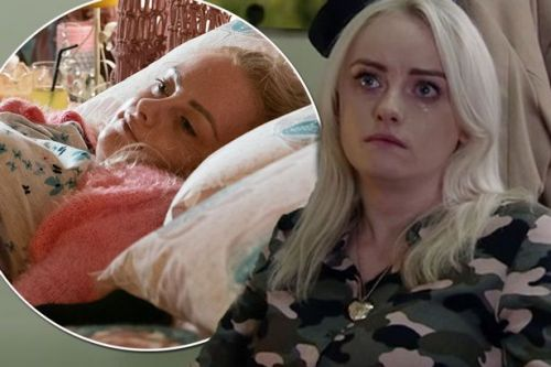 Coronation Street boss insists 'cruel' act of killing Sinead off is the 'right' thing to do