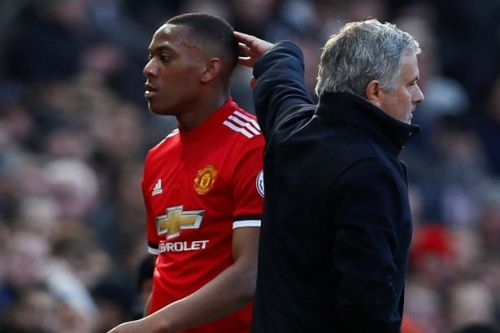 Anthony Martial's agent reveals the exact moment unhappy forward decided to quit Manchester United