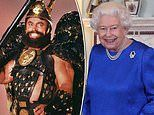 Brian Blessed claims Her Majesty is a huge fan of Flash Gordon