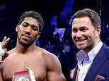 Eddie Hearn claims potential Anthony Joshua vs Tyson Fury fight would not take place in the UK