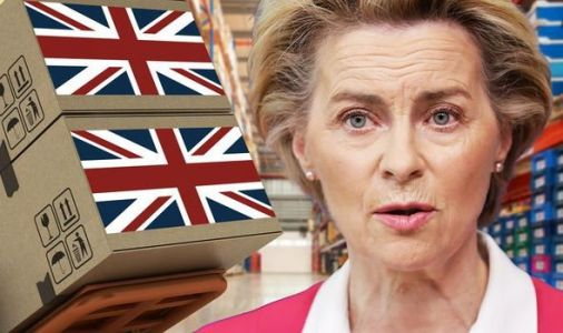 EU boycott warning over 'Made in UK' goods: 'Europeans have strong national approach!'