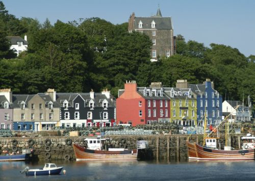 Film fans gather on Mull to celebrate 75th anniversary of I Know Where I'm Going