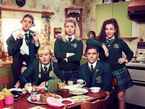 Derry Girls Fans Devastated As It's Announced Series 3 Will Be The Last