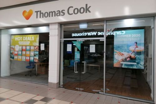Hope for Thomas Cook workers in East Kilbride after rival buys axed stores