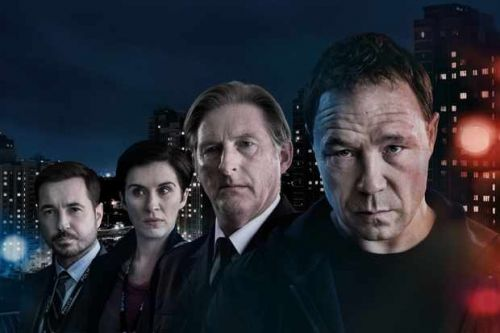BBC One's Line of Duty cast - who's who in the 'bent copper' series