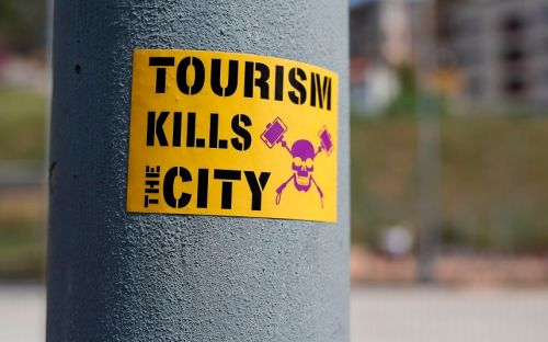 A timeline of overtourism: key moments in global battle between locals and travellers